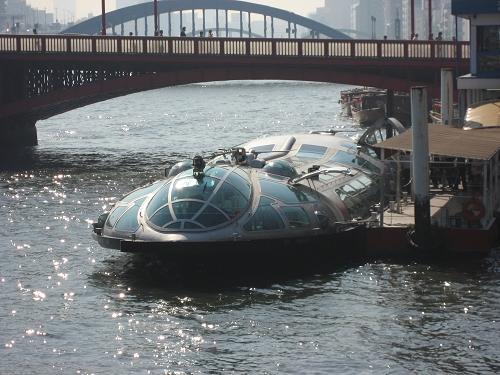 船頭,裡面應該很酷