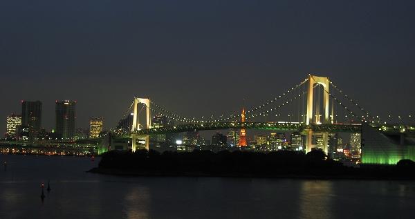 彩虹大橋,真的蠻美的 ^^