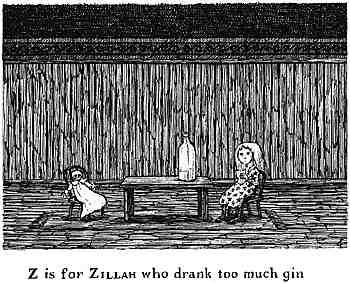 喝太多琴酒的Zillah
