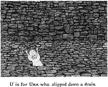 滑下水管的Una