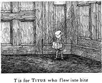 緊張著急的Titus