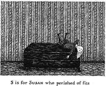 痙攣病發的Susan