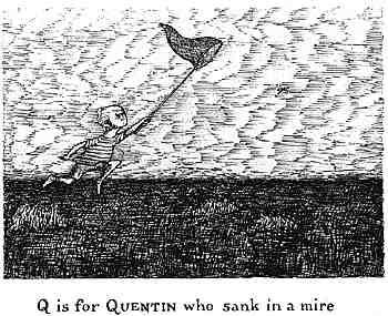 陷入泥沼的 Quentin