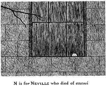 無聊而死的Neville