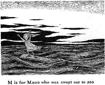 大海捲走的Maud