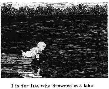 湖中溺斃的Ida