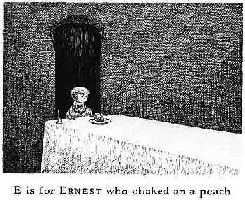 被桃子噎到的Ernest