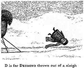摔下雪橇的Desmond