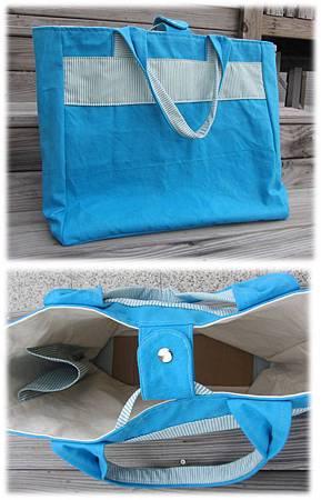 桌遊袋Blue