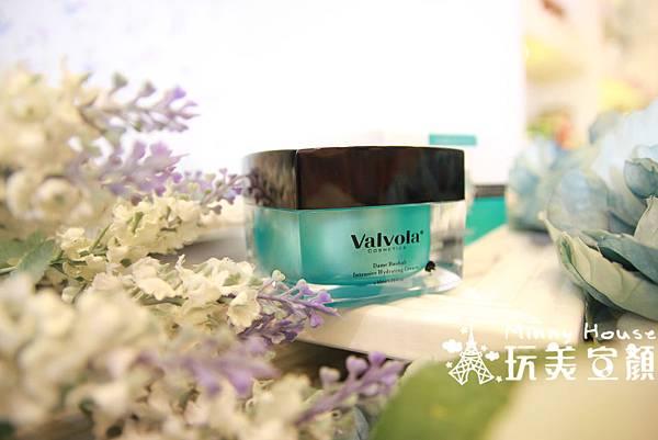 valvola法莫拉-打造肌膚的止水閥 (valvola法莫拉-芭歐芭沁透保濕霜)
