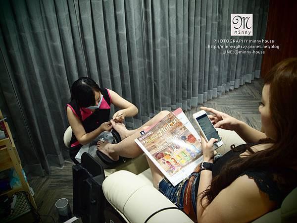 卸腳光療及看新款式目錄-4