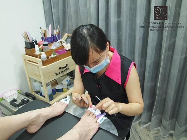 卸腳光療及看新款式目錄-2
