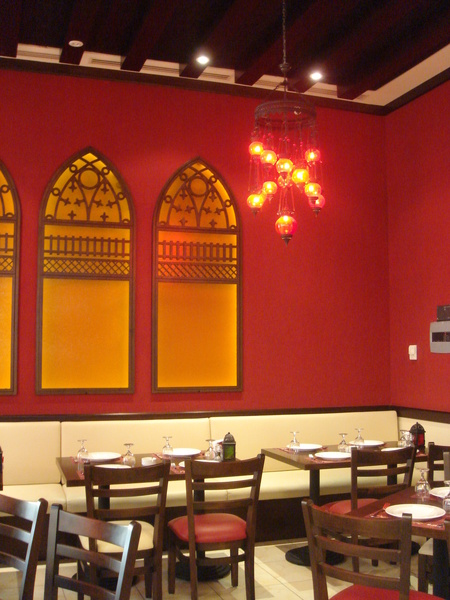Dubai Festival City 很有特色的餐廳