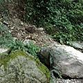 路旁坦坊的石頭