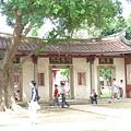 孔廟旁古蹟
