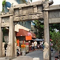 孔廟對街古蹟