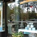 深藍咖啡館