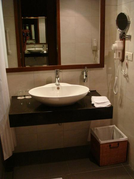 飯店洗手檯