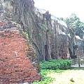 古堡城牆遺跡