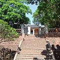 安平古堡正門