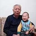我是爺爺的金孫