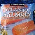 冷凍鮭魚排