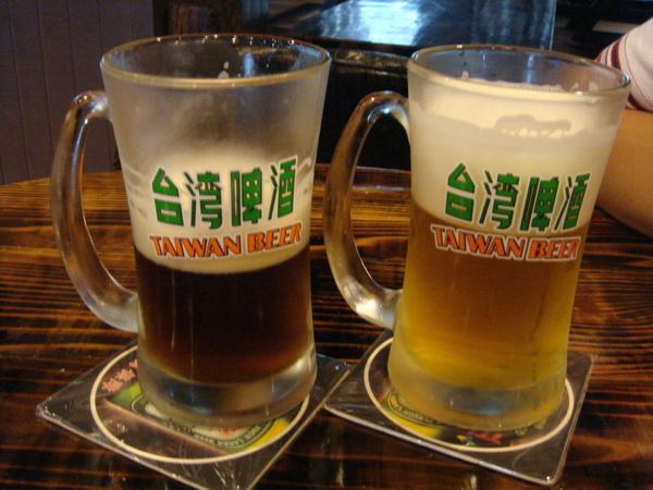 花蓮酒廠手工釀啤酒