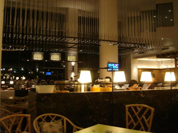 美崙餐廳夜景