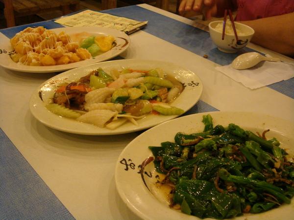 漁人餐廳100元菜色-3