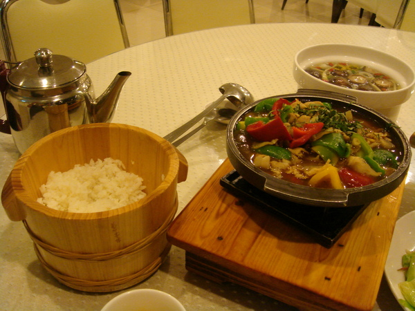 民宿晚餐-1