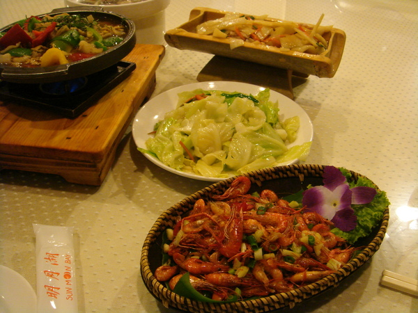 民宿晚餐-2