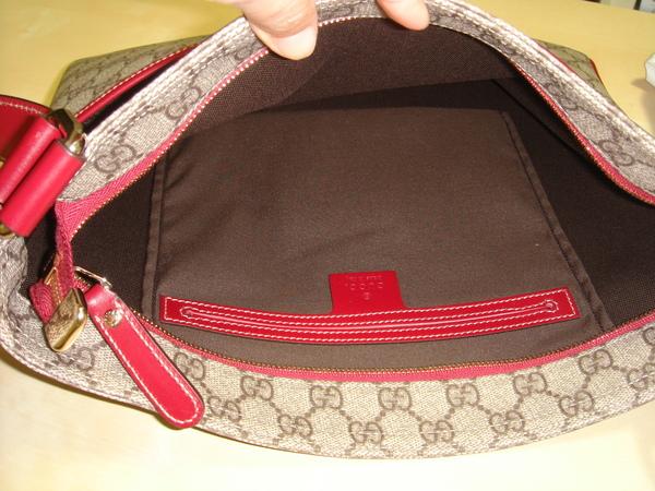 GUCCI側揹包內袋