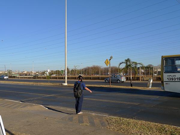 pedestrien