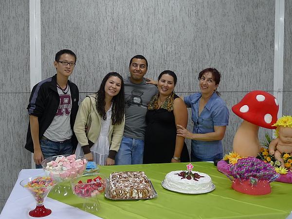 host家庭