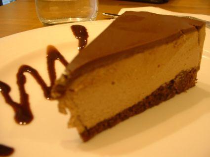 巧克力起司蛋糕?