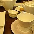 15區法式烘培的茶具