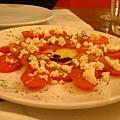 Le Rouge的番茄起士沙拉