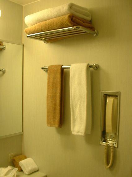貼心的毛巾顏色