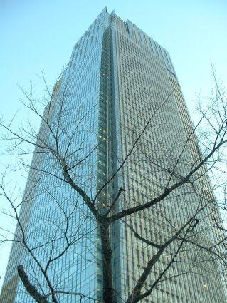 六本木的大樓