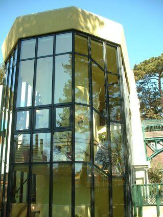 宮崎駿博物館後面