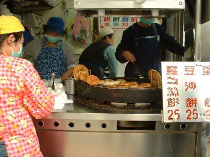 溫州街蔥油餅2