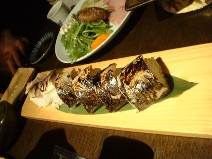 醃漬鯖魚壽司