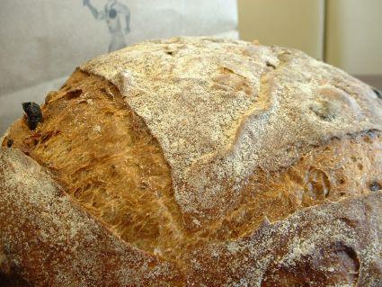酒釀桂圓麵包2