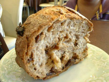 酒釀桂圓麵包3