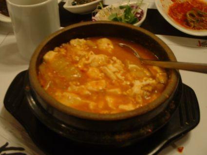 泡菜牛肉鍋