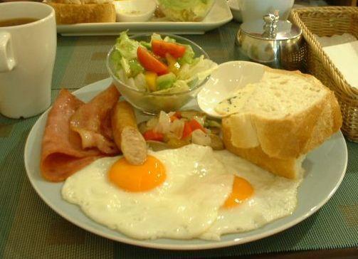 來我家吧的歐陸早餐