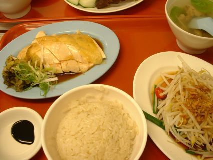 文慶雞海南雞飯
