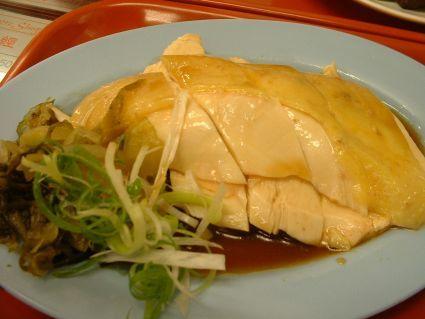 文慶雞海南雞肉