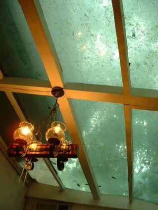 透光的屋頂