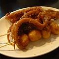 維多利亞茶餐廳咖哩魷魚及魚蛋